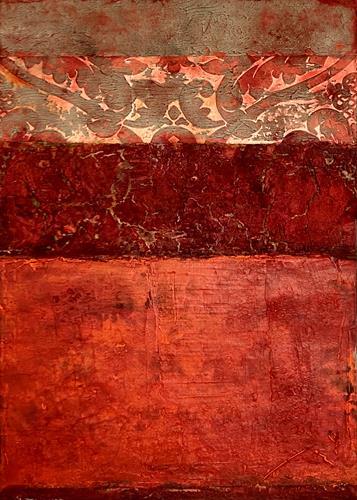 Magdalena Oppelt, Bohème, Abstraktes, Abstrakte Kunst, Abstrakter Expressionismus