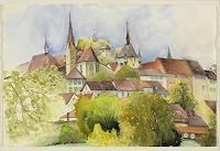 ALEX-BECK-Wohnen-Stadt-Architektur-Neuzeit-Realismus