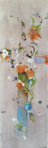 ALEX BECK, Flower Variation, Pflanzen: Blumen, Abstraktes