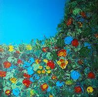Marion-Essling-Pflanzen-Blumen-Gegenwartskunst-Gegenwartskunst