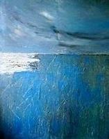Marion-Essling-Landschaft-See-Meer-Moderne-Expressionismus-Abstrakter-Expressionismus