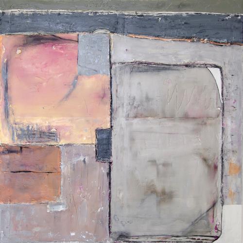 Marion Eßling, Meeting, Abstraktes, Abstrakte Kunst, Expressionismus
