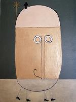 M. Eßling, Maske der Furcht