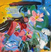 Marion-Essling-Pflanzen-Blumen-Moderne-Naturalismus