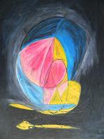 Melle-Abstraktes-Menschen-Kinder-Gegenwartskunst-Neo-Expressionismus