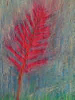Melle-Pflanzen-Blumen-Moderne-Minimal-Art