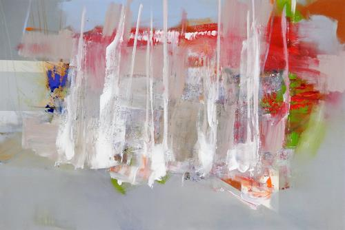 Monika Buchen, hide and seek, Abstraktes, Gegenwartskunst