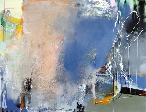 Monika Buchen, spread, Abstraktes, Gegenwartskunst, Abstrakter Expressionismus