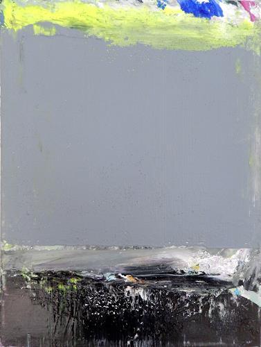 Monika Buchen, o.T., Abstraktes, Abstrakte Kunst, Abstrakter Expressionismus