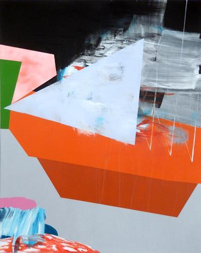 Monika Buchen, other stages, Abstraktes, Gegenwartskunst, Abstrakter Expressionismus