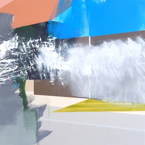 Monika Buchen, illusion, Abstraktes, Architektur, Gegenwartskunst