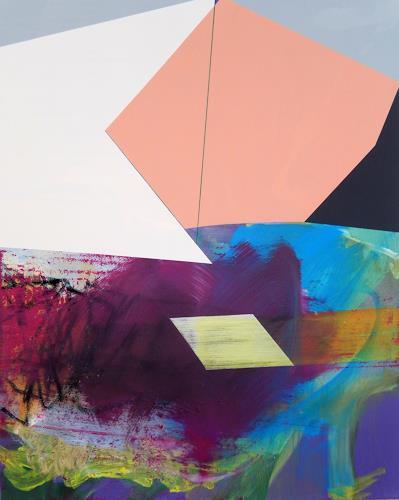 Monika Buchen, another level, Abstraktes, Architektur, Gegenwartskunst