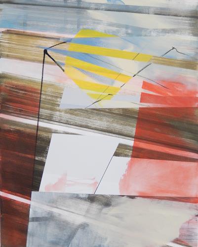 Monika Buchen, counteract, Abstraktes, Bewegung, Gegenwartskunst