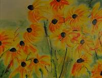 Barbara-Ofner-Pflanzen-Blumen-Landschaft-Sommer-Gegenwartskunst-Gegenwartskunst