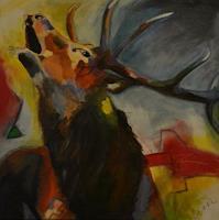 Barbara-Ofner-Tiere-Land-Diverse-Tiere-Gegenwartskunst-Gegenwartskunst