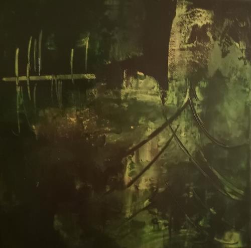 Barbara Ofner, Wald, Abstraktes, Abstrakte Kunst