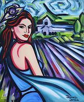 Damaris Dorawa, Girl of Provence