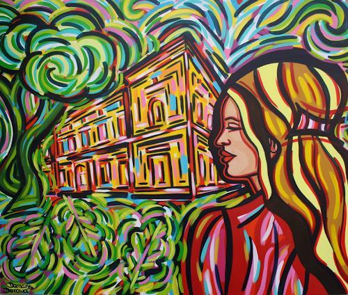 Damaris Dorawa, Legends of History, Menschen: Frau, Pop-Art