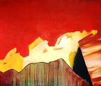 Heidi-Schroeder-Abstraktes-Skurril-Moderne-Abstrakte-Kunst