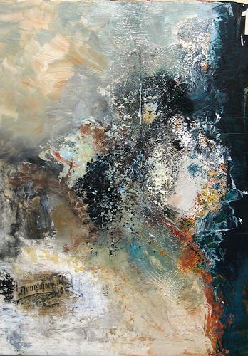 Heidi Schröder, Ohne Titel, Abstraktes, Moderne, Expressionismus