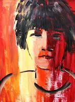 Heidi-Schroeder-Menschen-Portraet-Moderne-Abstrakte-Kunst