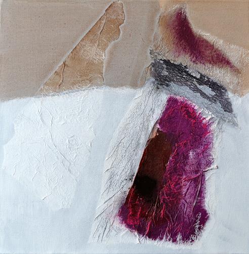 Christiane Emert, dreisamkeit III, Abstraktes, Informel