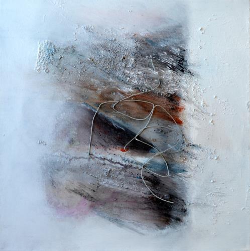 Christiane Emert, gedankenlese, Abstraktes, Informel
