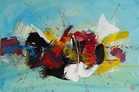 Vera-Komnig-Abstraktes-Abstraktes-Moderne-Abstrakte-Kunst