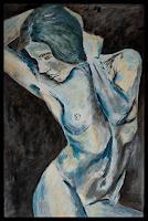 Udo-Greiner-Akt-Erotik-Menschen-Moderne-Expressionismus