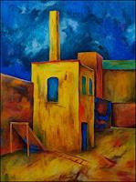 Udo-Greiner-Landschaft-Mythologie-Moderne-Expressionismus-Neo-Expressionismus