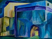 Udo-Greiner-Architektur-Mythologie-Moderne-Kubismus