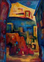 Udo-Greiner-Architektur-Fantasie-Moderne-Expressionismus-Neo-Expressionismus