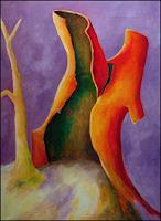 Udo-Greiner-Landschaft-Mythologie-Moderne-expressiver-Realismus