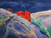 Udo-Greiner-Landschaft-Bauten-Moderne-Expressionismus-Neo-Expressionismus