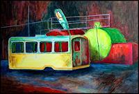 Udo Greiner, Bus Stop I/18