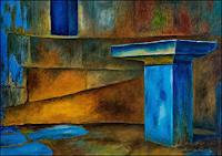 Udo-Greiner-Fantasie-Mythologie-Moderne-expressiver-Realismus