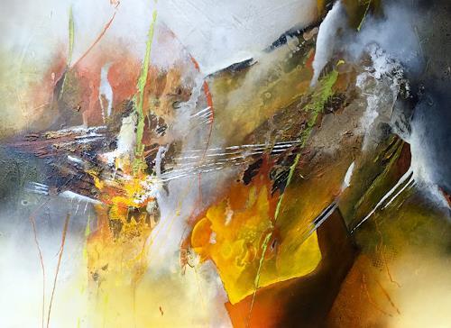 Tania Klinke, Courage, Abstraktes, Diverses, Moderne, Expressionismus