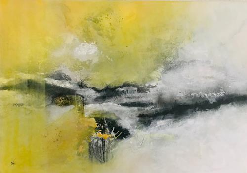 Tania Klinke, Verlangen, Abstraktes, Diverses, Gegenwartskunst