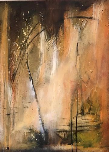 Tania Klinke, Geheimnisumwittert, Natur: Diverse, Diverses, Moderne, Expressionismus