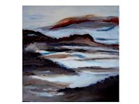 Karin-Kraus-Landschaft-Moderne-Abstrakte-Kunst