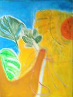 Karin-Kraus-Pflanzen-Natur-Gegenwartskunst-Gegenwartskunst