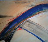 Karin-Kraus-Abstraktes-Abstraktes-Moderne-Abstrakte-Kunst