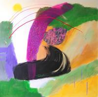Karin-Kraus-Fantasie-Abstraktes-Moderne-Abstrakte-Kunst-Art-Brut