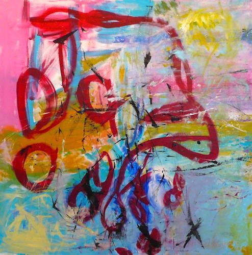 Christel Haag, Nekuma, Abstraktes, Gegenwartskunst