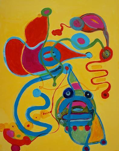 Christel Haag, Herz an Hand 4, Fantasie, Moderne