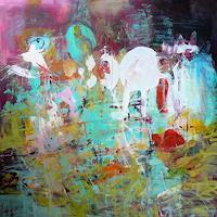 Christel-Haag-Fantasie-Moderne-Abstrakte-Kunst