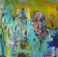 Christel-Haag-Menschen-Moderne-Abstrakte-Kunst
