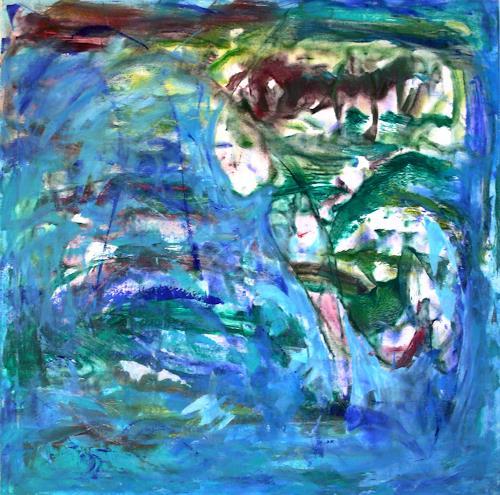 Christel Haag, Mermaids, Mythologie, Natur: Wasser, Gegenwartskunst