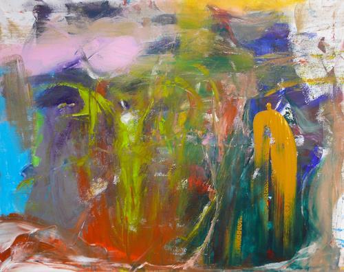 Christel Haag, Precious Life, Abstraktes, Poesie, Gegenwartskunst