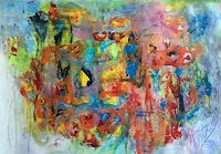 Christel-Haag-Abstraktes-Moderne-Abstrakte-Kunst